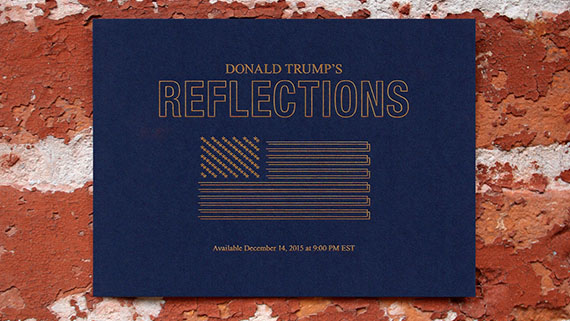 Donald Trump's Reflections